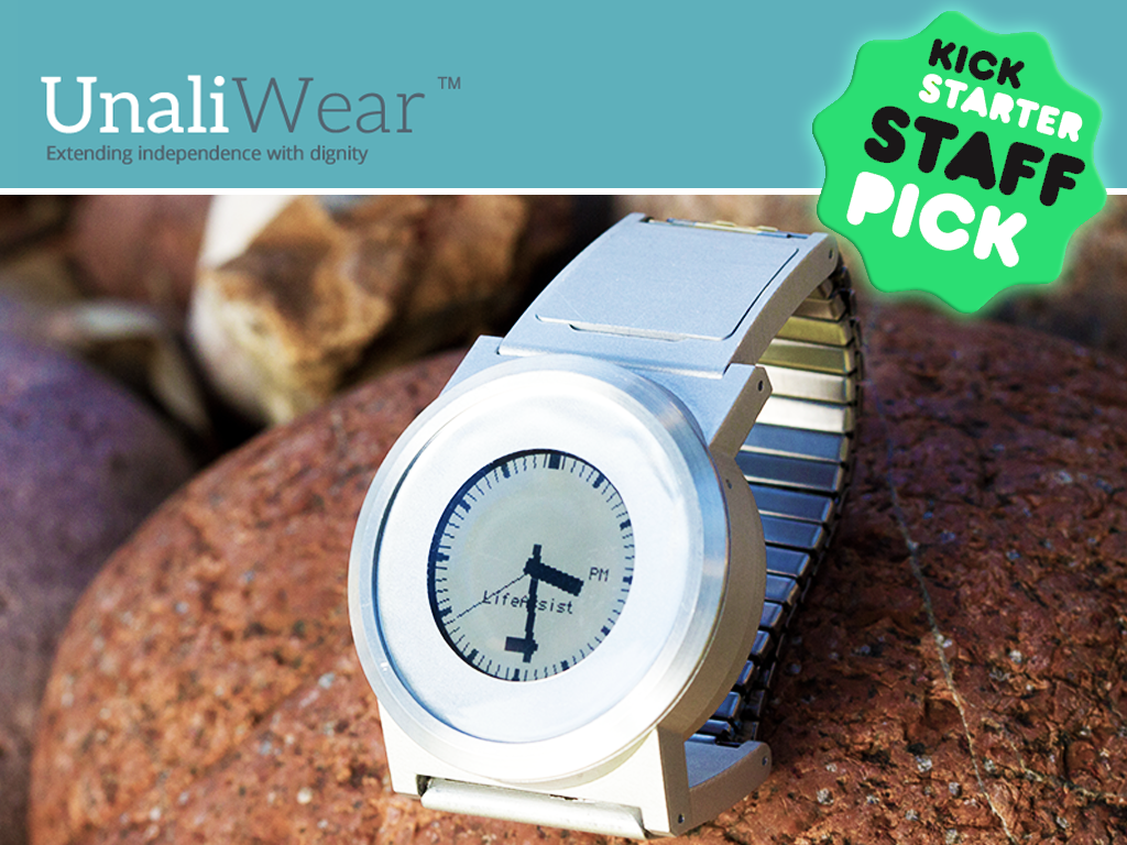 UnaliWear on Kickstarter