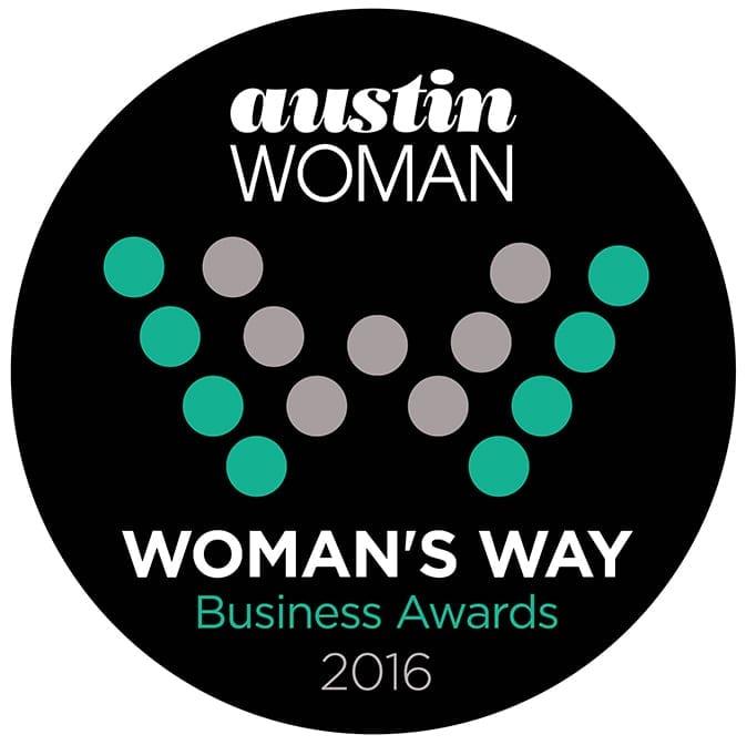 UnaliWear is a 2016 Finalist for Austin Woman Award