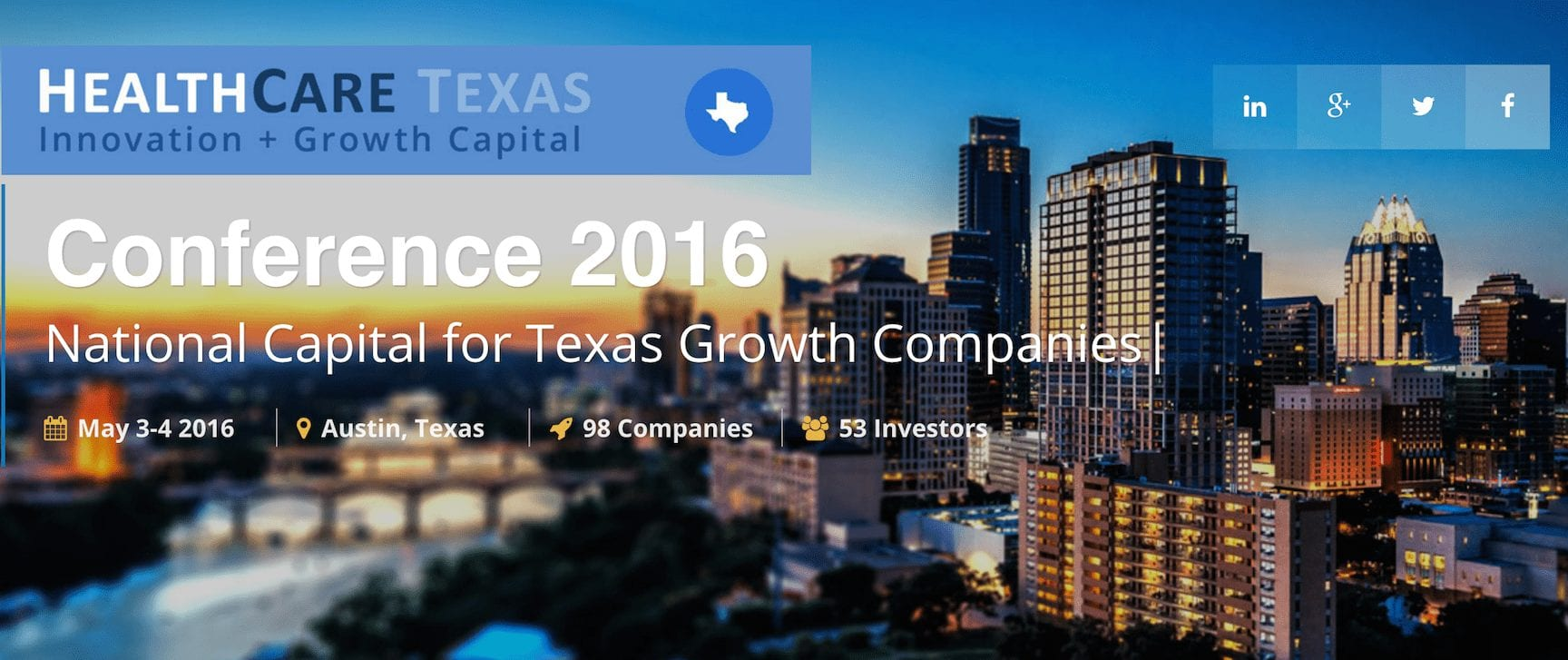 The Texas Growth Capital Forum (TGCF) aligns late-stage venture capital growth investors with Texas-based technology companies