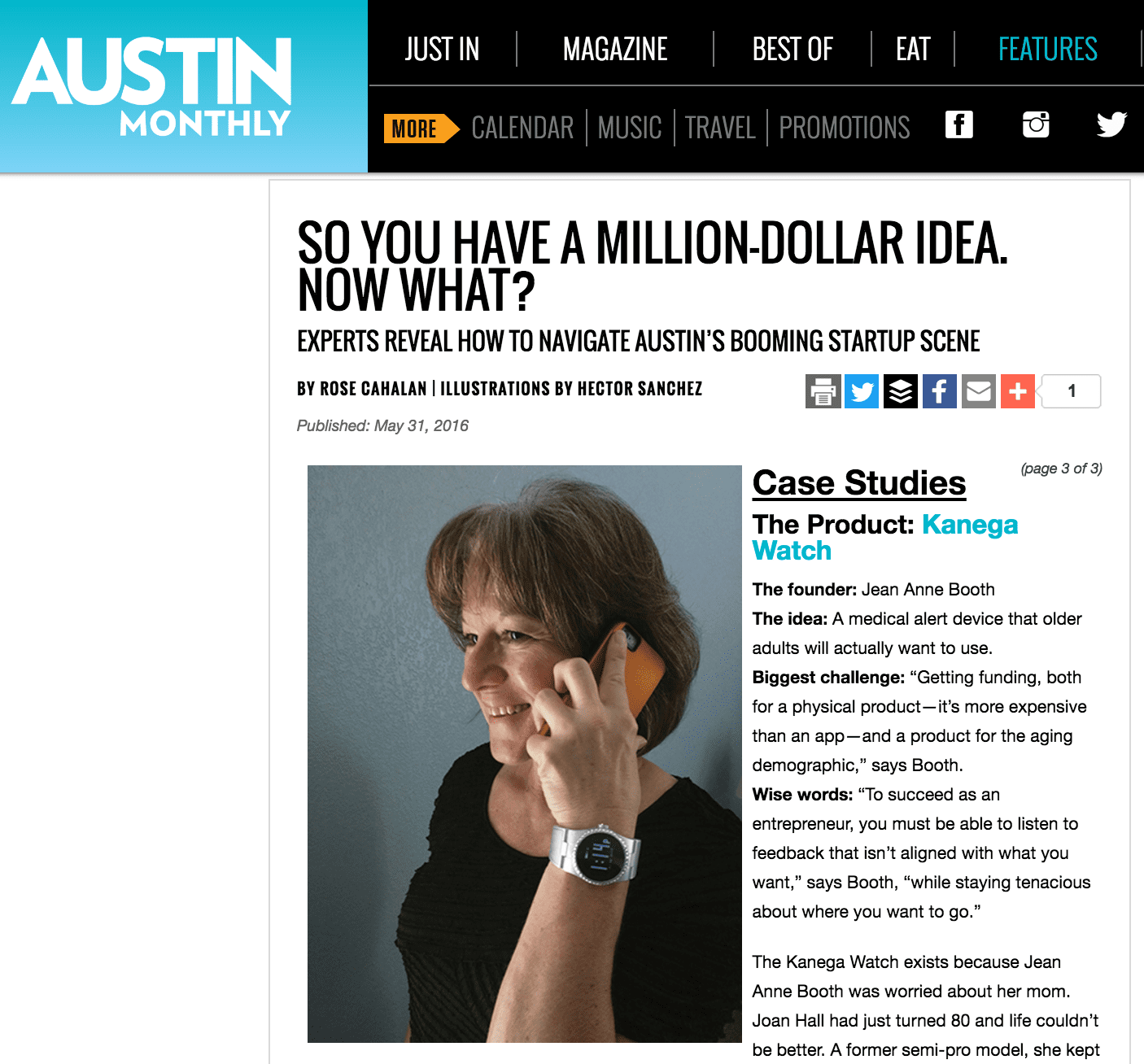 So You Have a Million-Dolla Idea. Now What? Experts Reveal How To Navigate Austin'S Booming Startup Scene