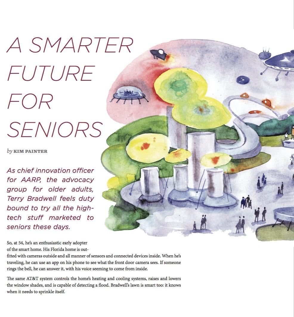 A Smarter Future For Seniors