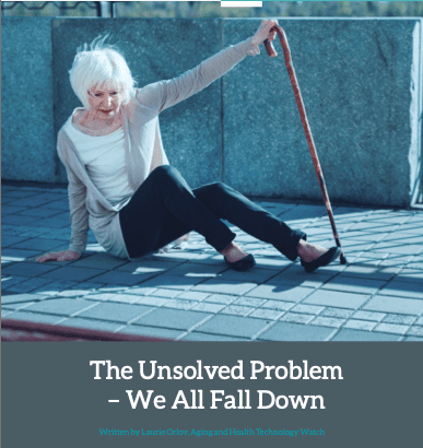 The Unsolved Problem - We all Fall Down