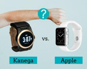 Kanega vs Apple