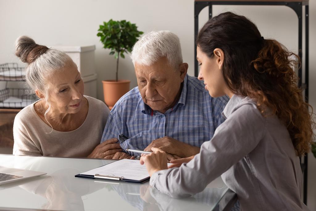 Older Couple Finances